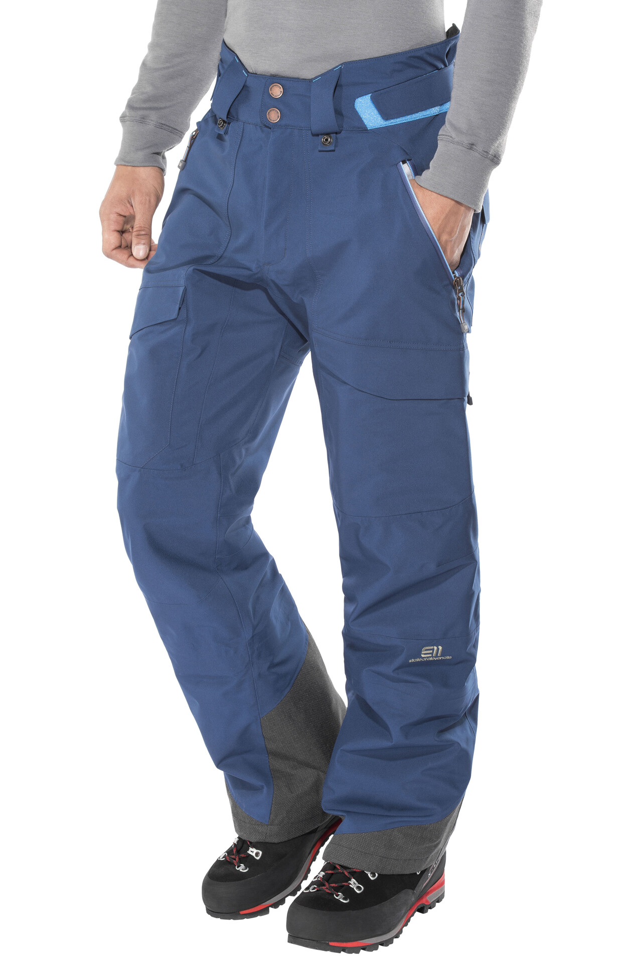 Vallon Sur Bleunoir Long Pantalon Elevenate Homme TAnFgwq